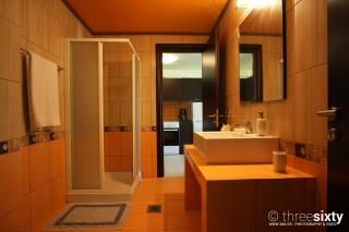 double room agnanti suites bathroom
