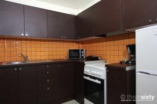 double room agnanti suites kitchen